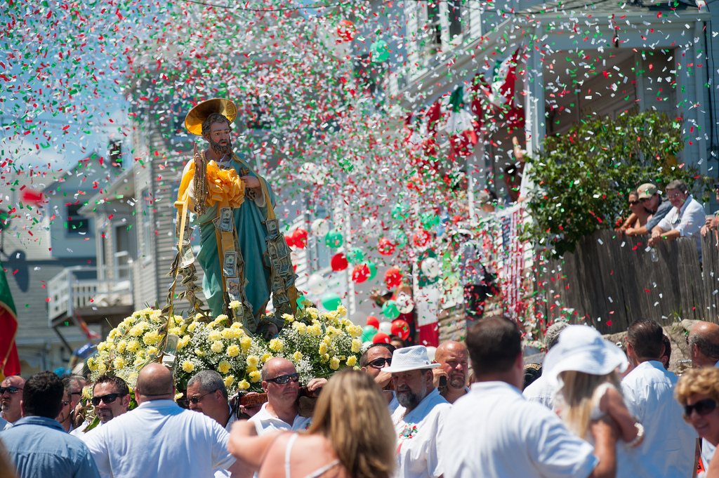 Saint Peter's Fiesta, Cape Ann, Massachusetts, 2012